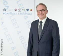 Foto: Norbert Wiederschein, Key Account Manager AUTONOMY bei FCA Germany AG; Copyright: FCA Germany AG