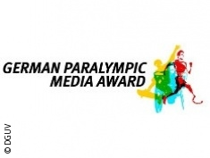 Grafik: Logo German Paralympic Media Award