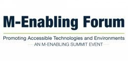 Foto: Logo des M-Enabling Forum