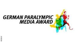 Foto: Logo des German Paralympic Media Awards; Copyright: DGUV