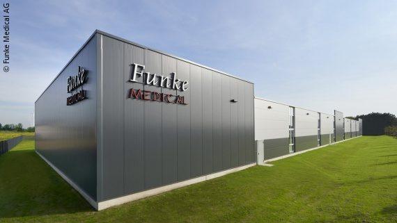 Image: a silver factory of Funke Medical; Copyright: Funke Medical AG
