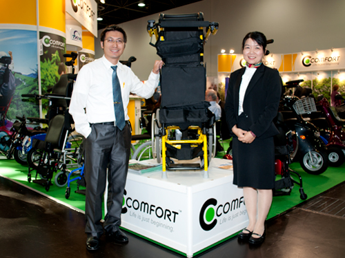 Foto: Eric Lee von Comfort Orthopedic