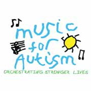 Logo Music for Autism