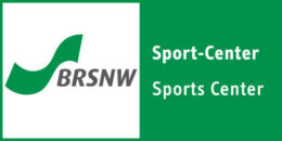 Foto: Logo Sport-Center BRSNW; Copyright: Messe Düsseldorf