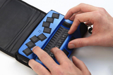 Braille display and note taker in one device