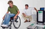 Rollstuhlwaage