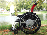 Electric-powered wheelchairs