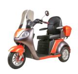 Three Wheel Tricycle Adult Electric Elderly Mobility Scooter