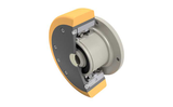 Hub gears for automated guided vehicles