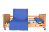 Rotation chair bed