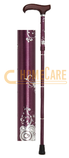 Cane with Crystal Rhinestone
