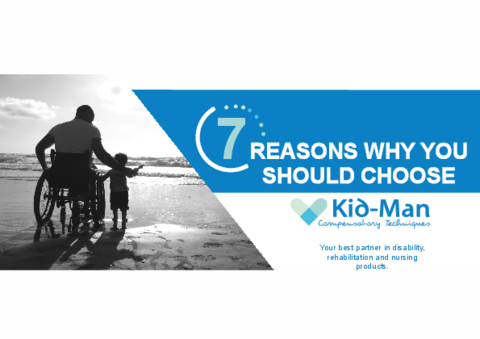 Reasons why should you choose Kid-Man