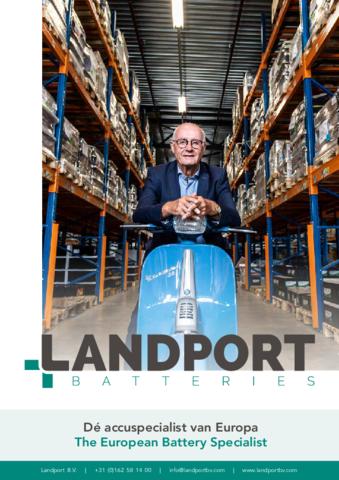 Landport Magazine DEF LR