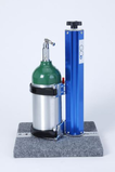 GO2 Sauerstoffflaschenhalter