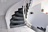Stairlift - curved stairs
