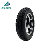 12.5 Inch Wheelchair Wheels Solid Tyres