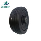 Polyurethane Tires and Wheels for Front Wheels 6x2