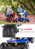 "Komfy 4 & Komfy 8 ""Brand New Design"""