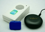 Contessa Luxus drahtloser Plaswekker mit Vibrator
