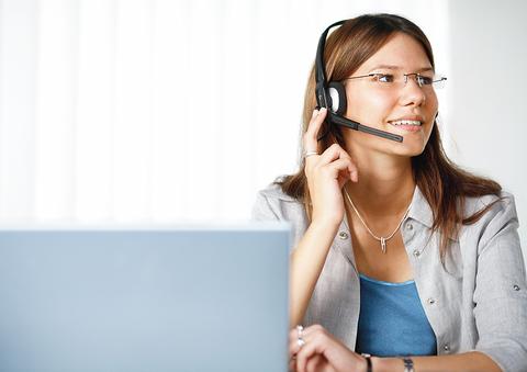 Servicetelefon rund um Rente und Rehabilitation