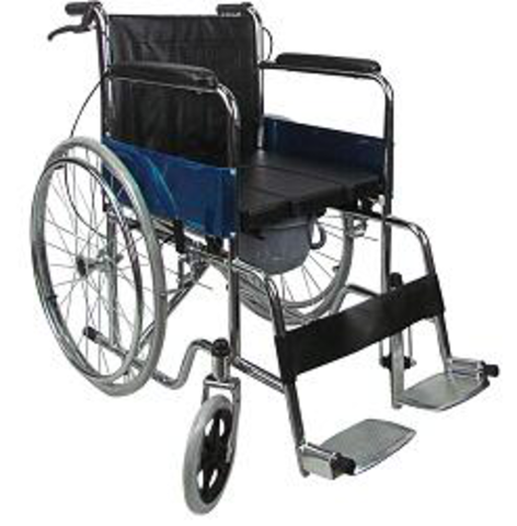 ZBCC-608 Commode wheelchair