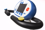 exercise trainer with buttons