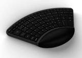 Tipy Keyboard Black