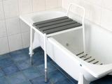 Bath access bench