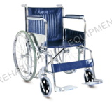 Steel Wheelchair