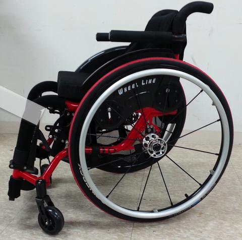 활동형 접이식 B타입 휠체어