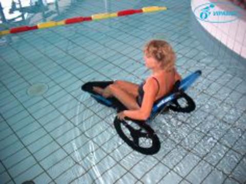 Der Hippocampe für's Schwimmbad