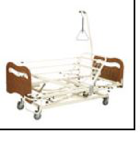 Homecare bed with 3 motors 5103