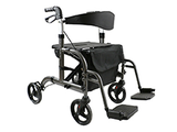 RA-RL002 Rollator With Footrest