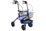 RA-RL006 Steel Four Wheeled Rollator