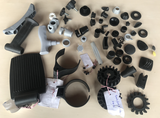 REHAB parts - plastic parts + moulding