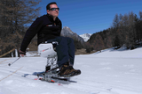 Eskaip cross country sledge