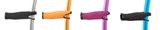 Alu Unterarmgehstützen mit ergonomischen Griffen von INDESmed - Farben kombinieren