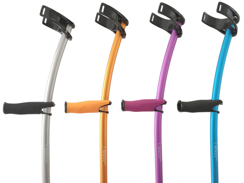 Lofstrand Crutches - Aluminum