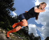 BIO Bamboo Compression Socks - running
