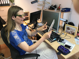 Arbeitsplatzbeispiel – Beratungsstelle für Menschen mit Behinderung und ihrer Angehörigen in Kleve und Umgebung