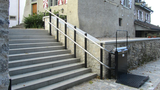 Treppenlifte mit Plattform