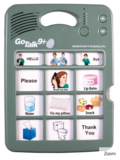 GoTalk 9+ Lite Touch