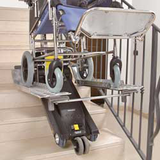 Belted stair climber Jolly