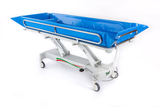 The shower trolley - hydraulic art. 155000