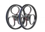 Black Wheelchair Wheels