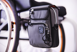 QUOKKA bag with zipper puller cords for extra easy opening