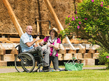 Visitors with limited mobility
