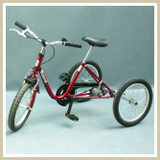 Junior tricycle,