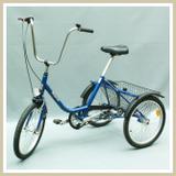 Dreirad für Erwachsene,
