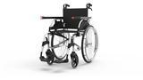 Fall-Proof Wheelchair, WHEELLOCK